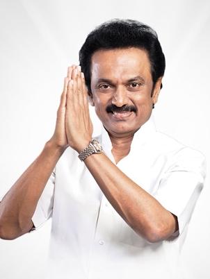 Vote for CM MR.M.K Stalin